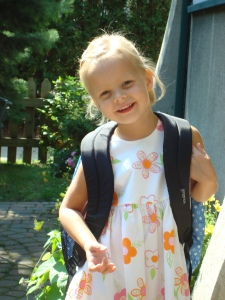 c with backpack